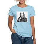 Franklin Women's Pink T-Shirt