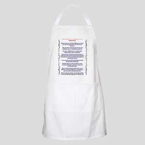 23X35AffirmationsTribal Apron