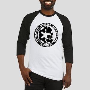 clone logo black Baseball Jersey