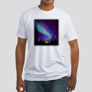 Northern Light Fitted T-Shirt