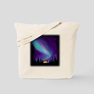 Northern Light Tote Bag