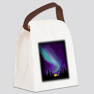 Northern Light Canvas Lunch Bag