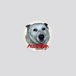 AustCattleDog Mini Button