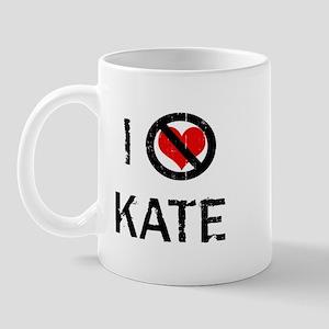 I Hate KATE Mug