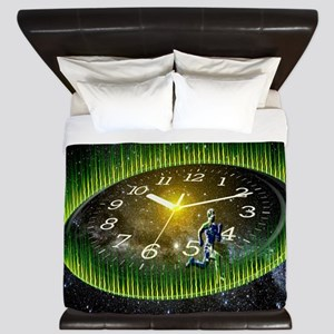 Path Of Life King Duvet