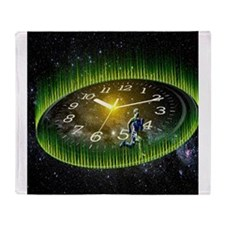 Path Of Life Throw Blanket