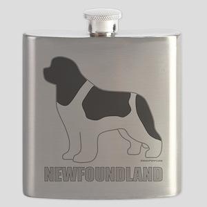 LandseerNewfoundland Flask