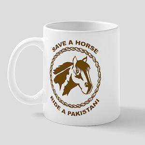 Ride A Pakistani Mug