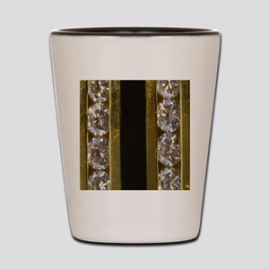 diamond_black_coral_gold_ring_stadium_b Shot Glass