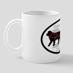 Newfoundland Draft Dog Title Mug