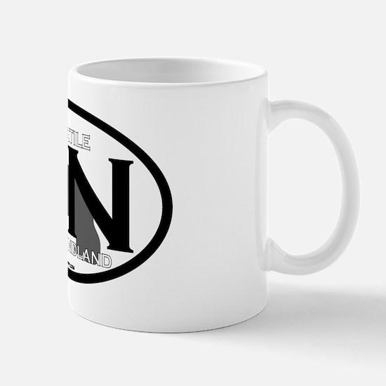 Versatile Newfoundland Title Mug