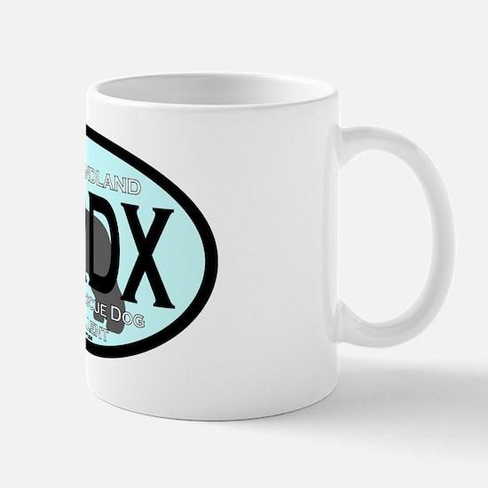 Newfoundland WRDX Title Mug