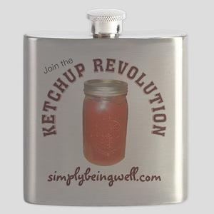 Ketchup Revolution 2 Flask