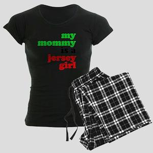 MMIAJG2italian Women's Dark Pajamas