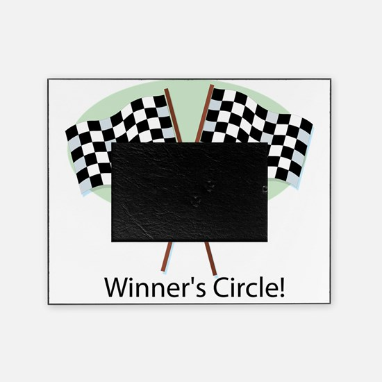 winners circle Picture Frame