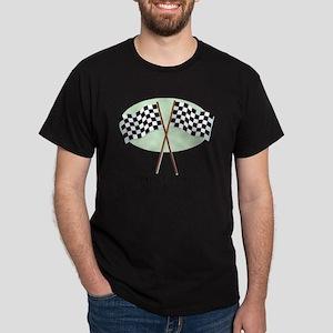 winners circle Dark T-Shirt