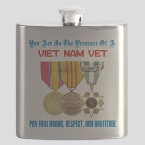 presence of vn vet Flask