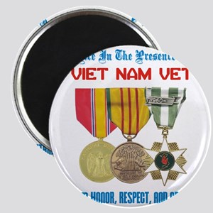 presence of vn vet Magnet