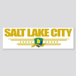 Salt Lake City (Flag 10) pocket Sticker (Bumper)