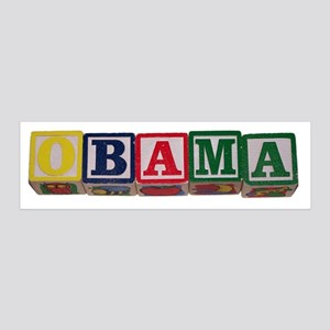 obamalarge 20x6 Wall Decal