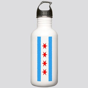 Chicago 441 Stainless Water Bottle 1.0L