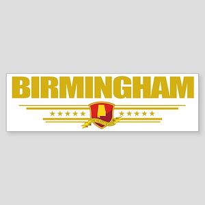 Birmingham (Flag 10) pocket Sticker (Bumper)