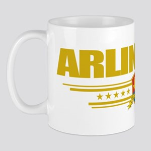 Arlington (Flag 10) pocket Mug