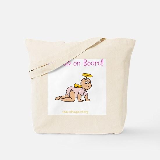 cherubonboard2 Tote Bag