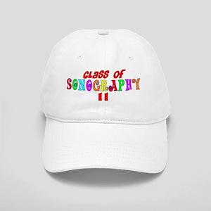 Sonography Class of 11 Multi color Cap
