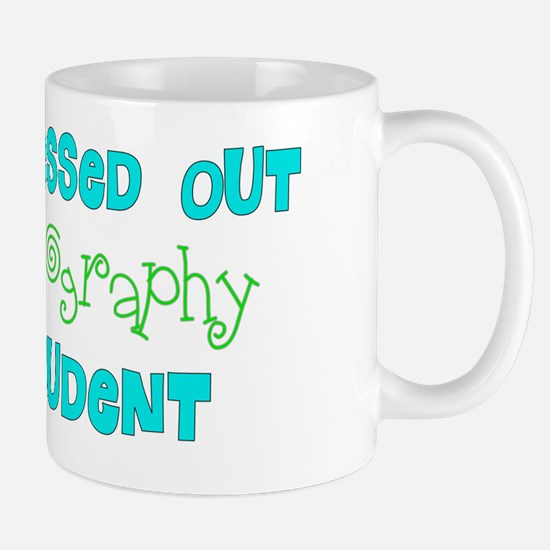 Stressed out Sonography Student Mug