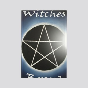 witches-brew Rectangle Magnet