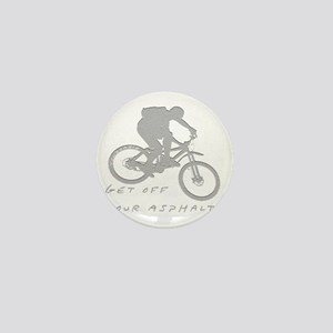 10x10_mtb_asphalt Mini Button