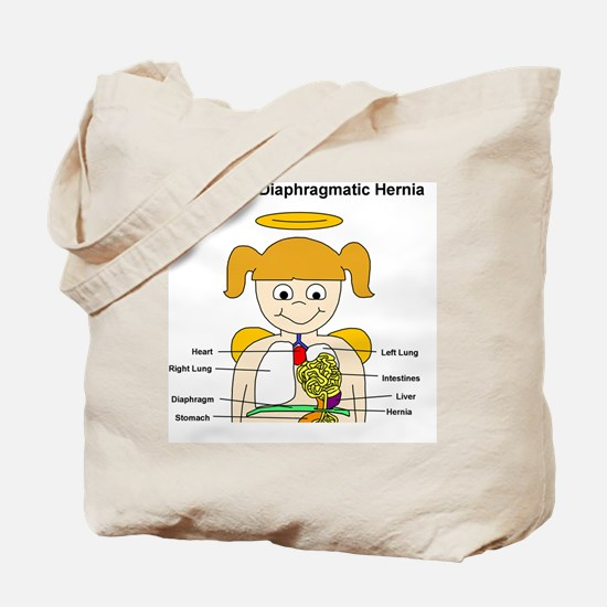 CDHcherubdiagramXLARGE Tote Bag