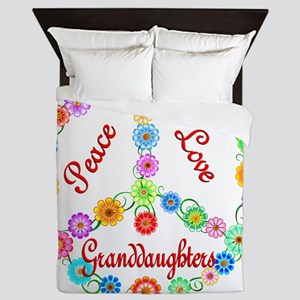 granddaughter Queen Duvet