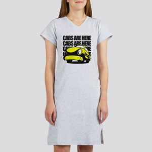 Cabs are here Women's Nightshirt