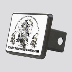 dragonIII Rectangular Hitch Cover