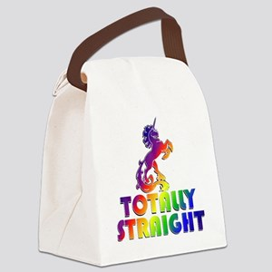 CafePress.totally Canvas Lunch Bag