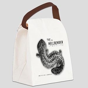 2011_Snot_Otter_Festival_4.0LIGHT Canvas Lunch Bag