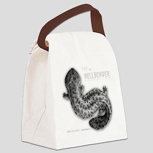2011_Snot_Otter_Festival_4.0DARK Canvas Lunch Bag
