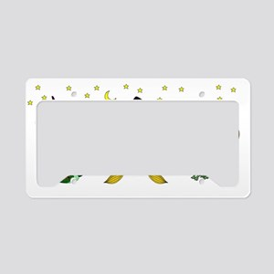 witchs brew License Plate Holder