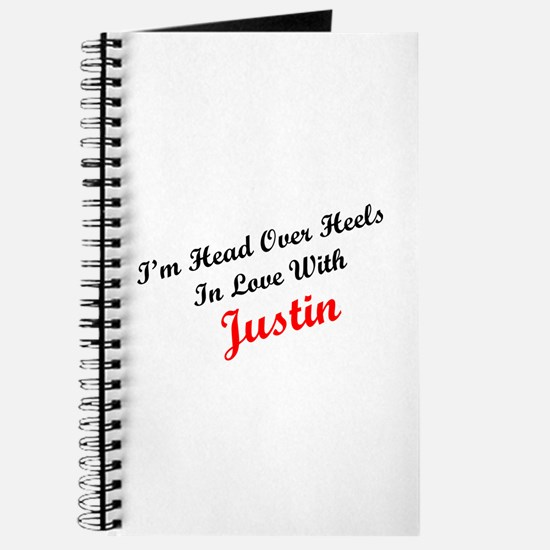 In Love with Justin Journal