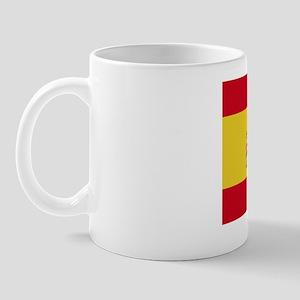 Spanish Flag Mug