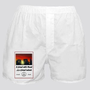 druid-fluid-mead Boxer Shorts