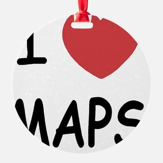 MAPS Ornament