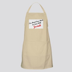 In Love with Josiah BBQ Apron