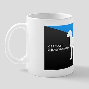 blueblack2 Mug