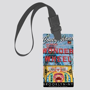 Poster-ww Large Luggage Tag
