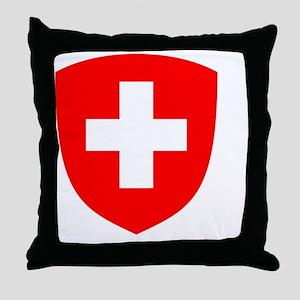 switzerland2b Throw Pillow