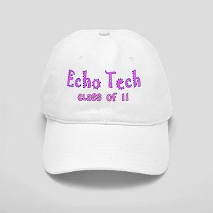 Echo tech class of 11 PINK Cap