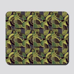 Clearly Cubist 24m Mousepad